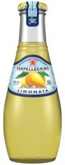 5270805_San Pellegrino Sparkling Fruit Beverage  Limonata 200mL Glass FRONT CGI 10.21.16