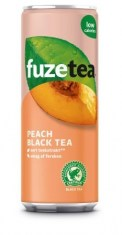 Fuze_tea_Peach_dåse